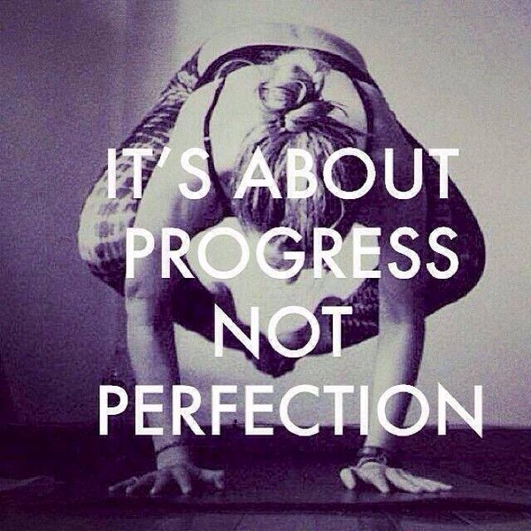 progress-not-perfection